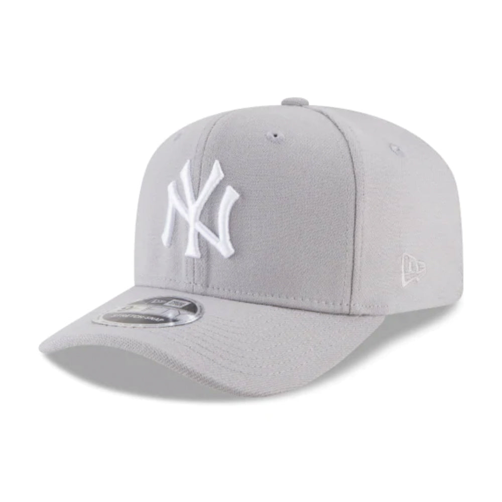 New Era New York Yankees Stretch Snap 9Fifty Snapback Grey Grå