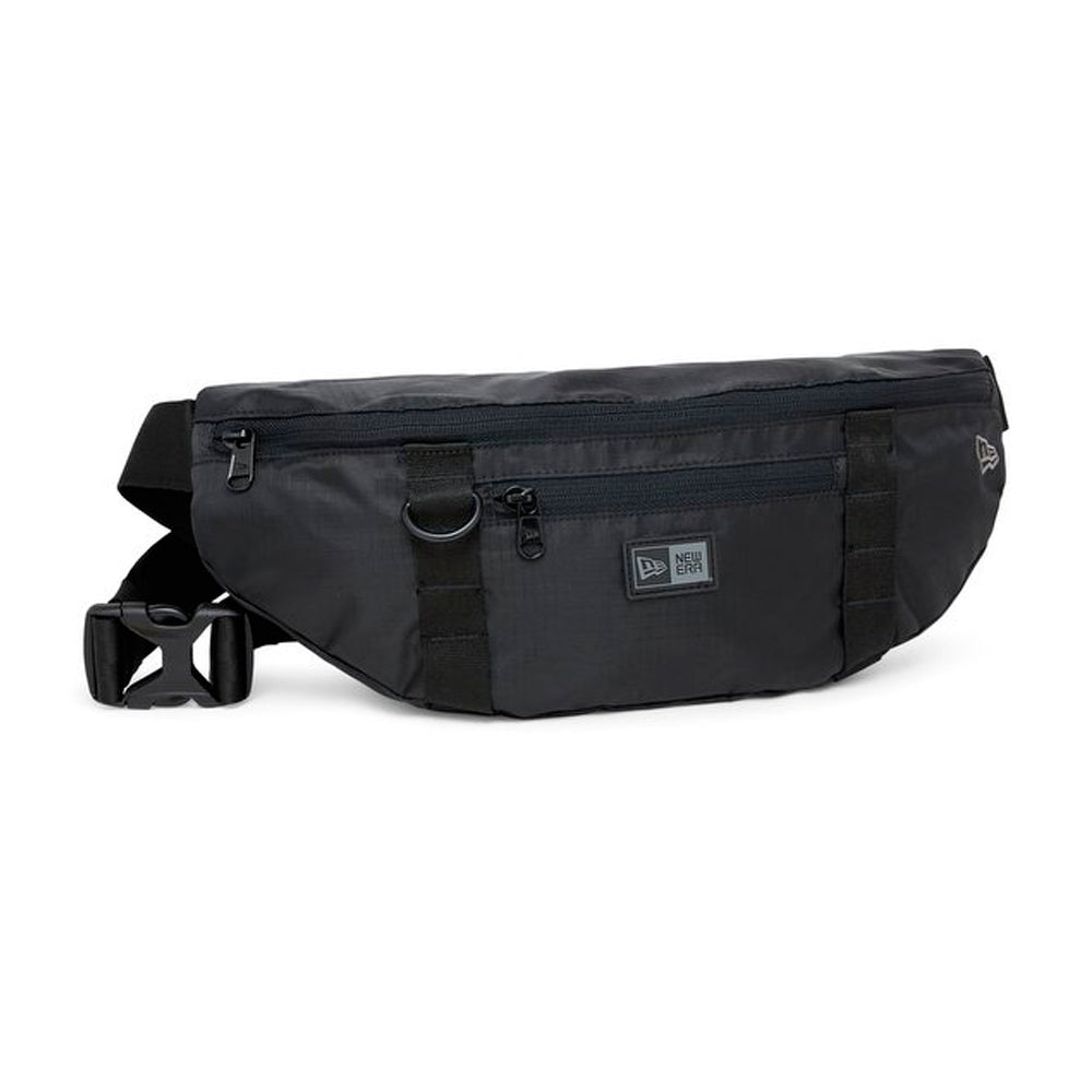 New Era Waist Bag Light Bag Black Sort