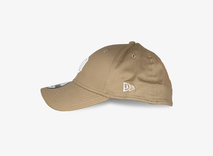 New Era Detroit Tigers 39Thirty Flexfit Khaki Beige