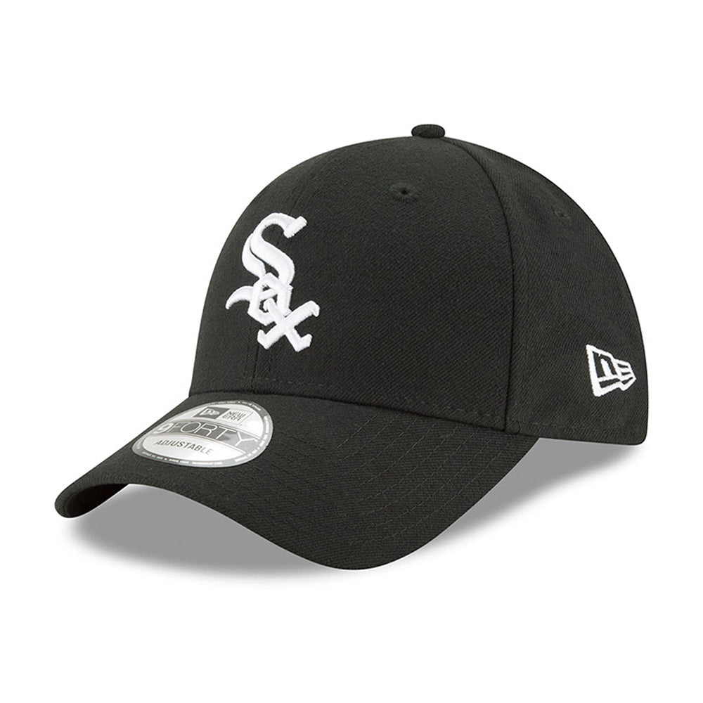 New Era MLB Chicago White Sox 9Forty Justerbar Black Sort