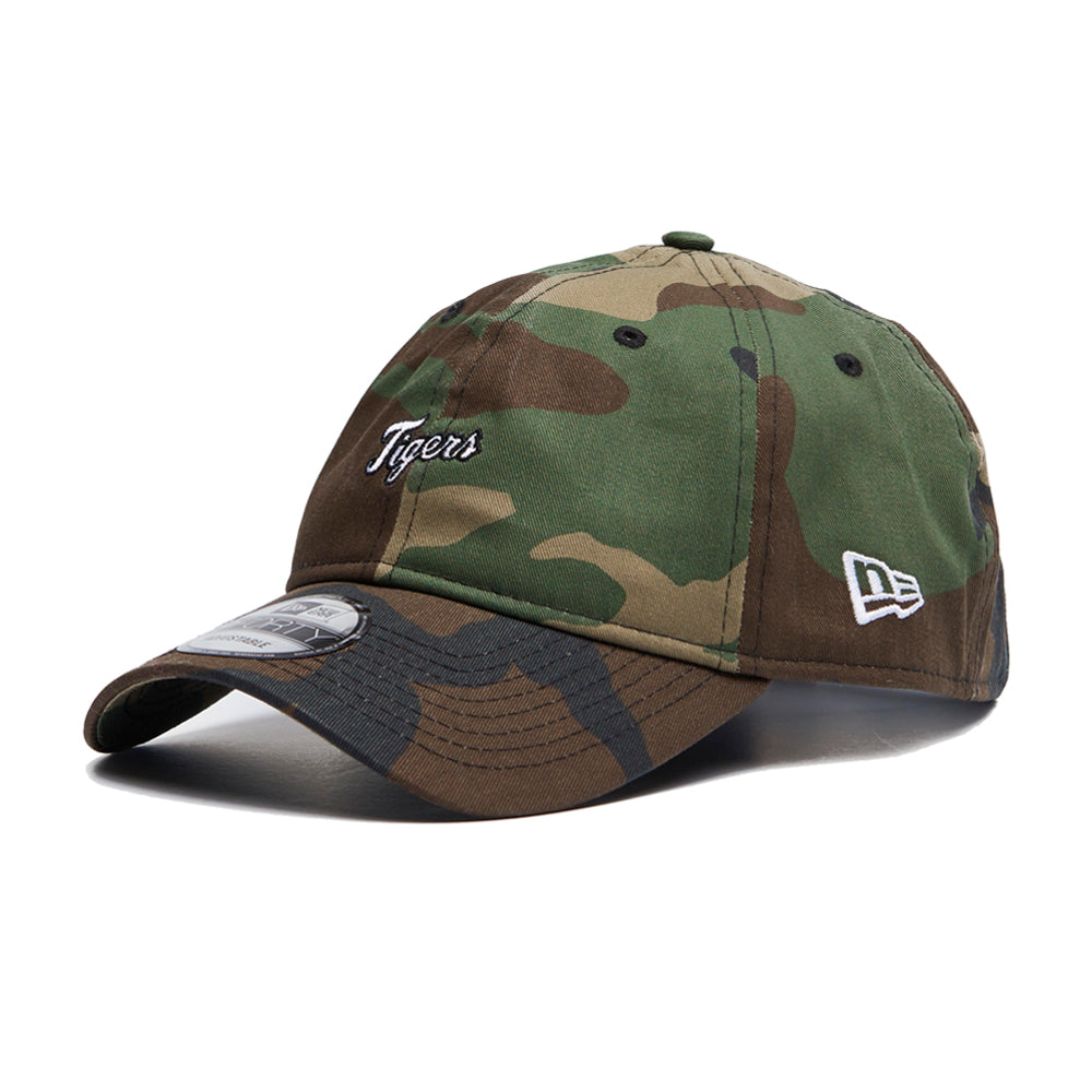 New Era Detroit Tigers 9Forty Justerbar Camo Green Grøn