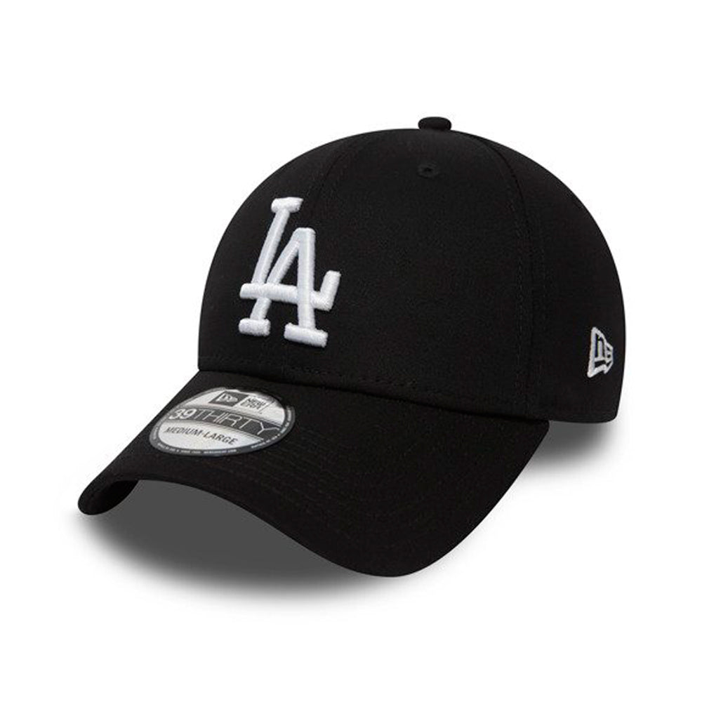 New Era LA Dodgers 39Thirty Flexfi Black Sort