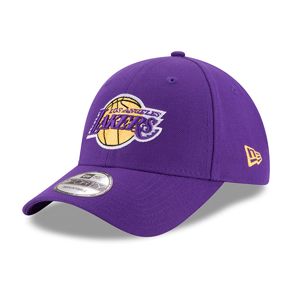 New Era LA Los Angeles Lakers The League 9Forty Adjustable Purple Lilla