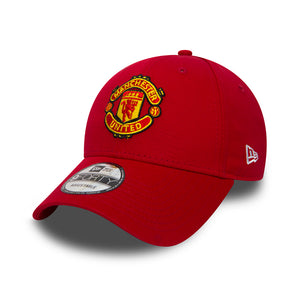 New Era ManU Manchester United 9Forty Justerbar Red Rød