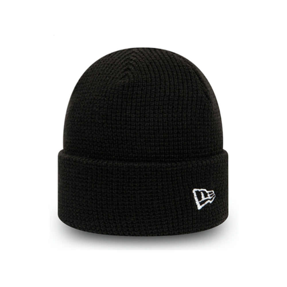 New Era NE Short Knit Beanie Black Sort 12490062