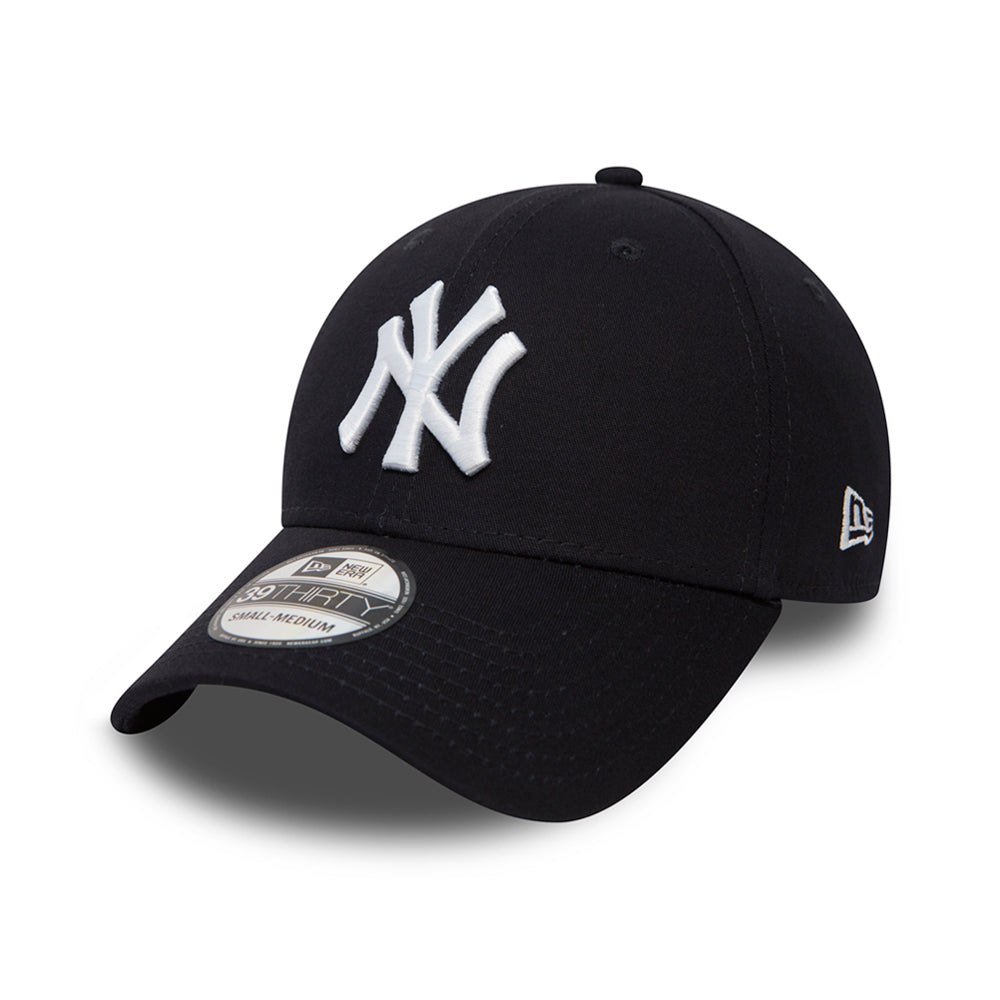 New Era NY New York Yankees 39thirty Flexfit Navy Blå