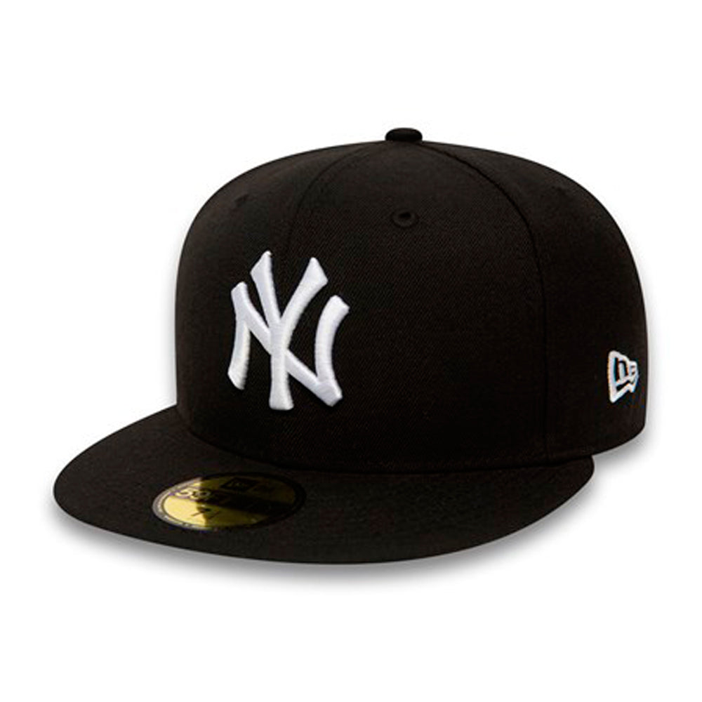 New Era NY New York Yankees 59Fifty Fitted Black Sort