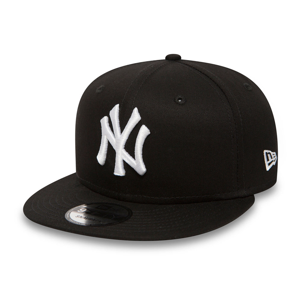 New Era NY New York Yankees 9Fifty Snapback Black Sort