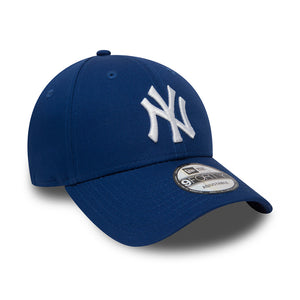 New Era MLB New York NY Yankees 9Forty Justerbar Blue Blå