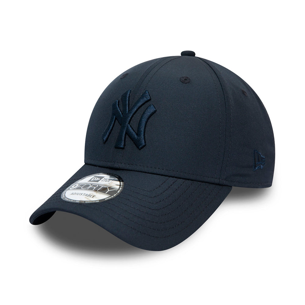 New Era NY New York Yankees 9Forty Justerbar Dark Navy Blå Mørkeblå 12489971