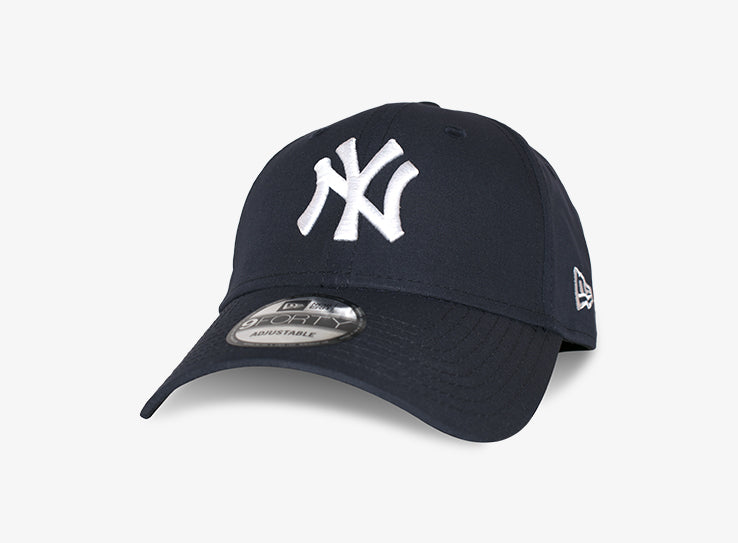 New Era NY Yankees 9Forty Sport  Justerbar Klap Navy Blå