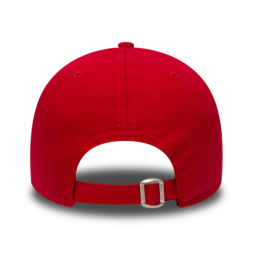 New Era NY Yankees 9Forty Justerbar Red Rød
