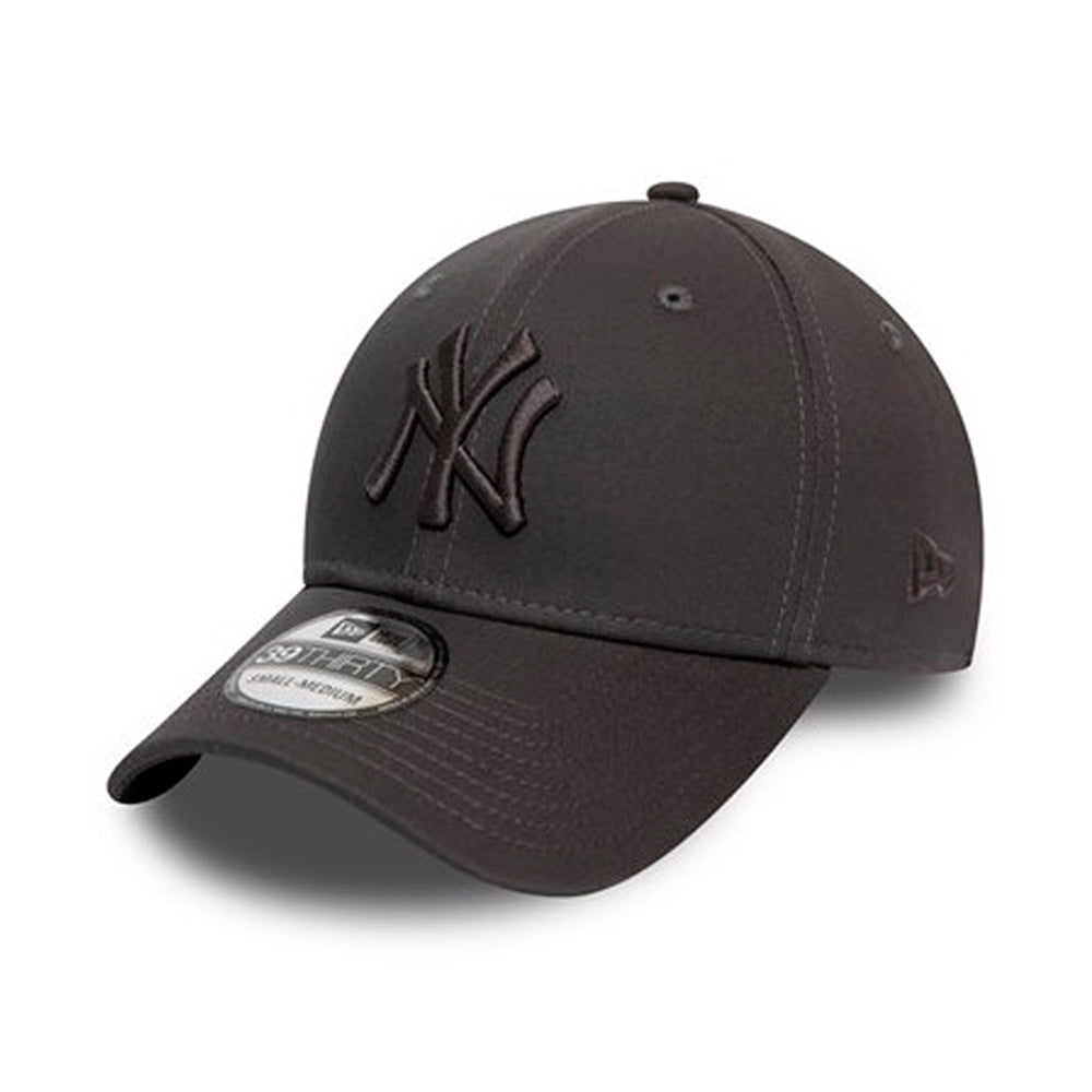 New Era MLB New York NY Yankees 39thirty Flexfit Black Sort
