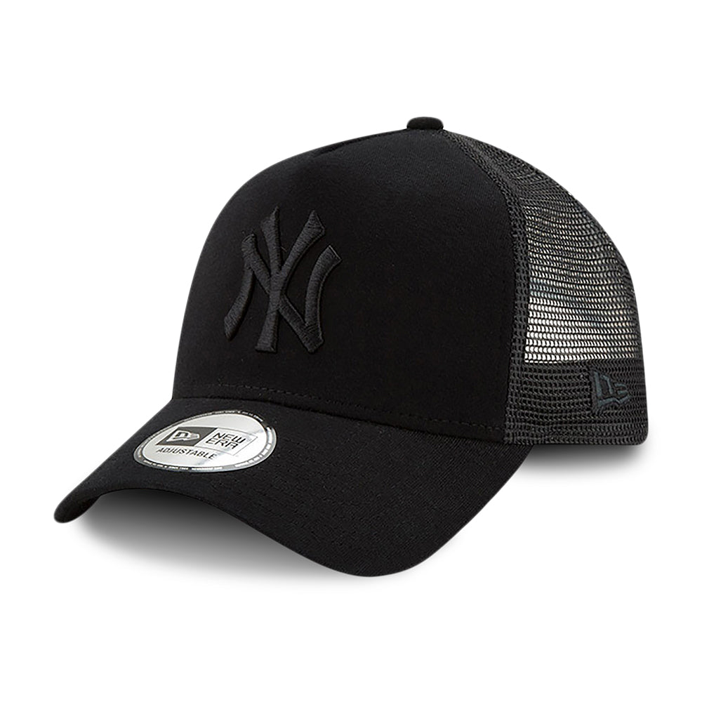 New Era - NY Yankees Essential Jersey - Trucker/Snapback - Black