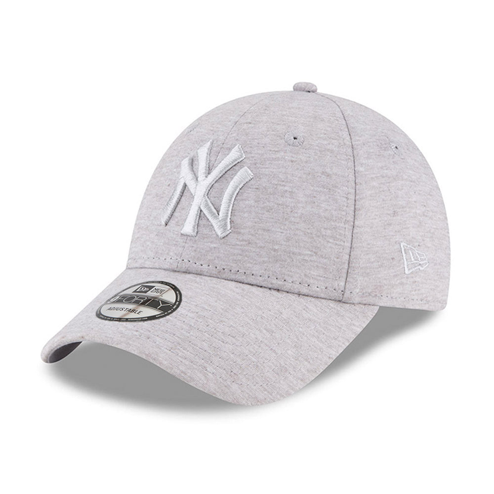 New Era MLB NY New Era Yankees Jersey 9Forty Justerbar Grey Grå