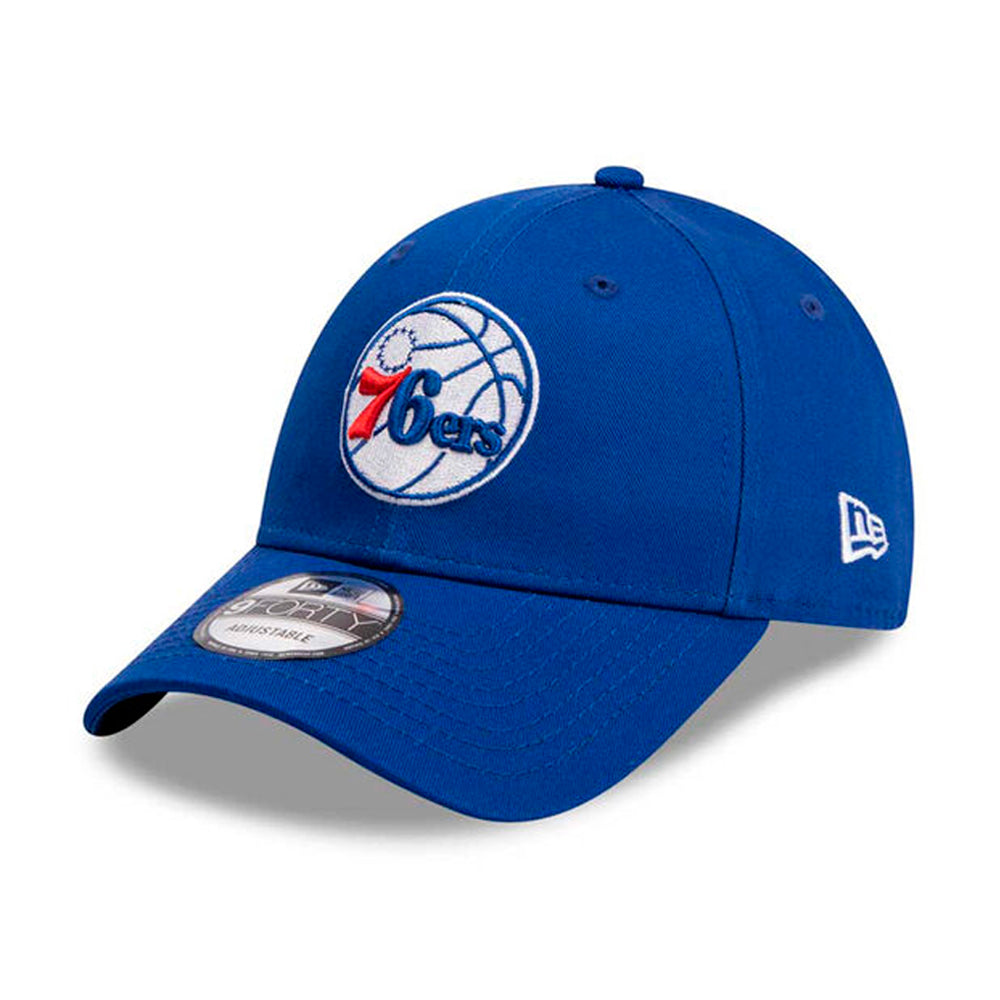 New Era NBA Philadelphia 76ers 9Forty Essential Adjustable Justerbar Blue Blå