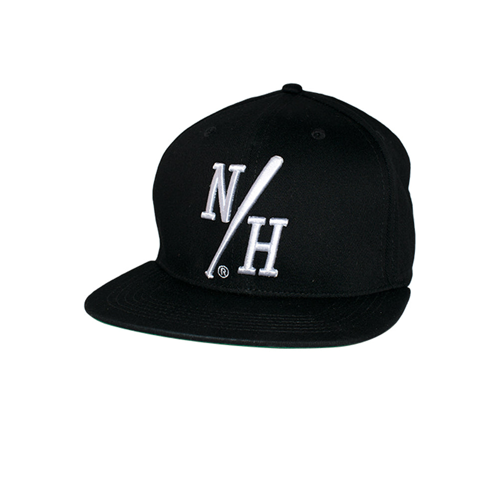 Northern Hooligans N/H Batter Snapback Black Sort