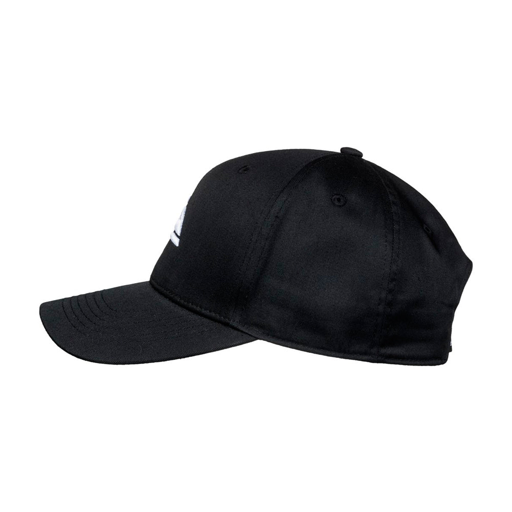 Quiksilver Cap Decades Black Justerbar