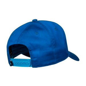 Quiksilver Decades Snapback Navy Real Teal Blå