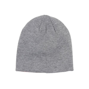 Quiksilver Beanie M&W Reversible Grey Classic Hue Grå