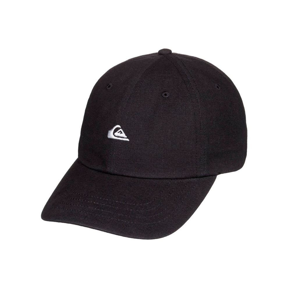 Quiksilver Papa Cap Adjustable Black Sort