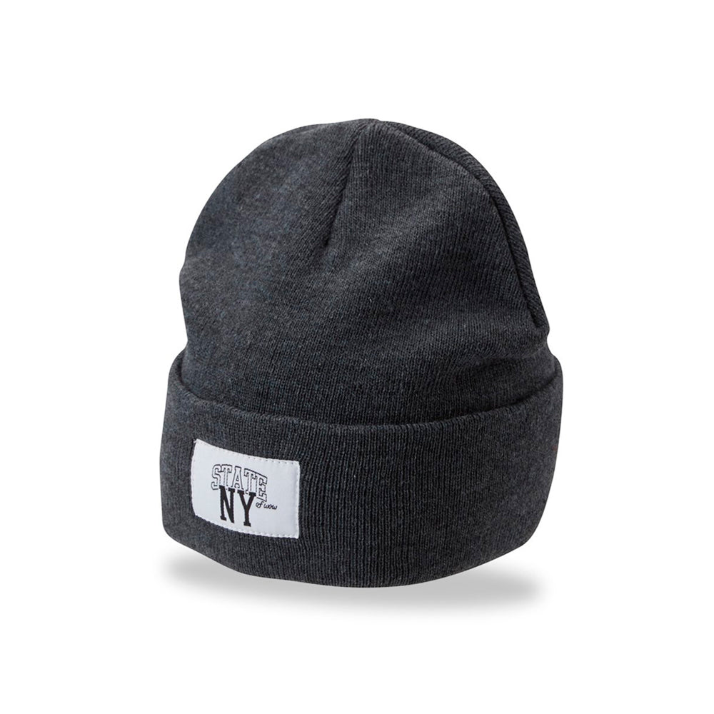 State Of Wow Hue Canton Youth Beanie Grå