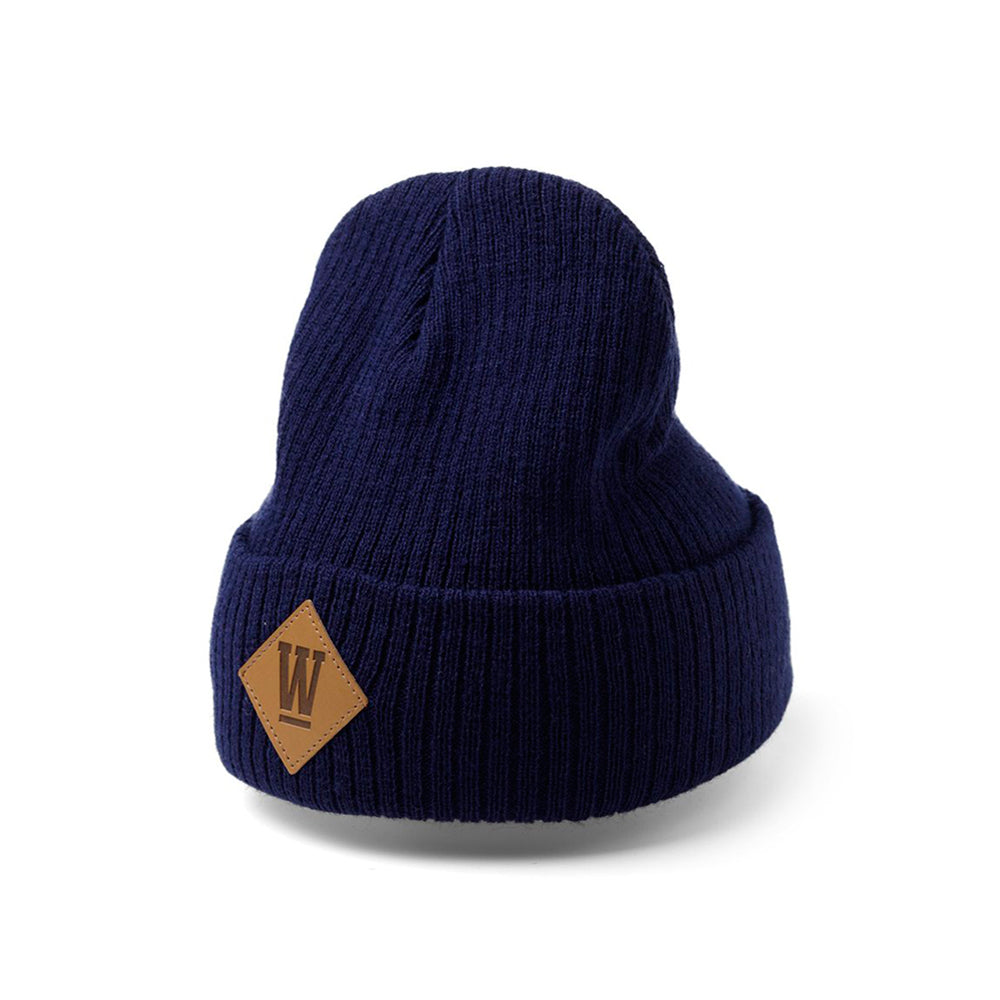State Of Wow Huer West Junior Beanie Blå