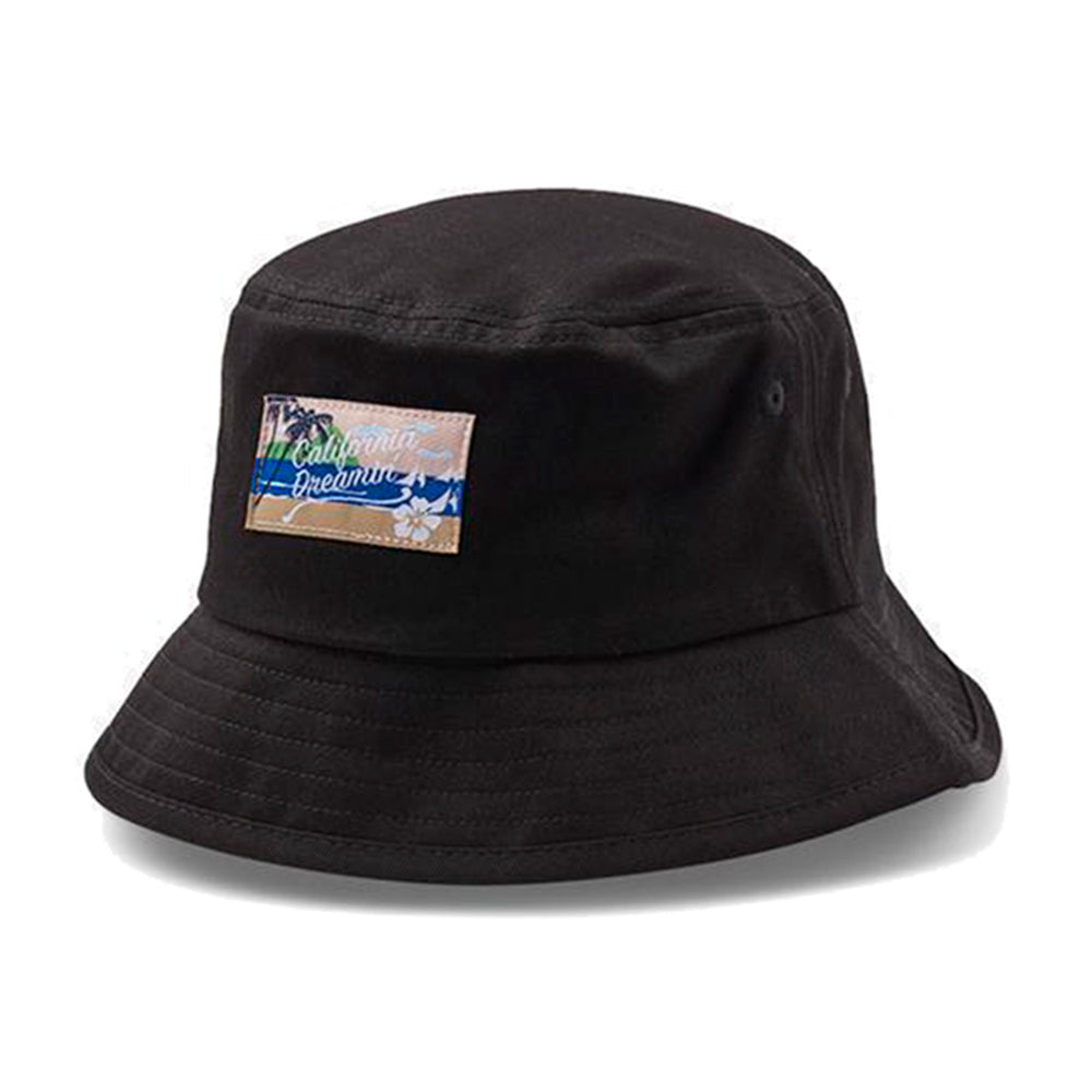 State Of Wow Chowder Youth Bucket Hat Black Sort