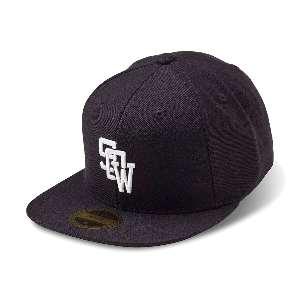 State Of Wow Drop Youth Snapback Black Sort