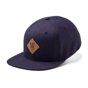State Of Wow Cap West Junior Snapback Blå