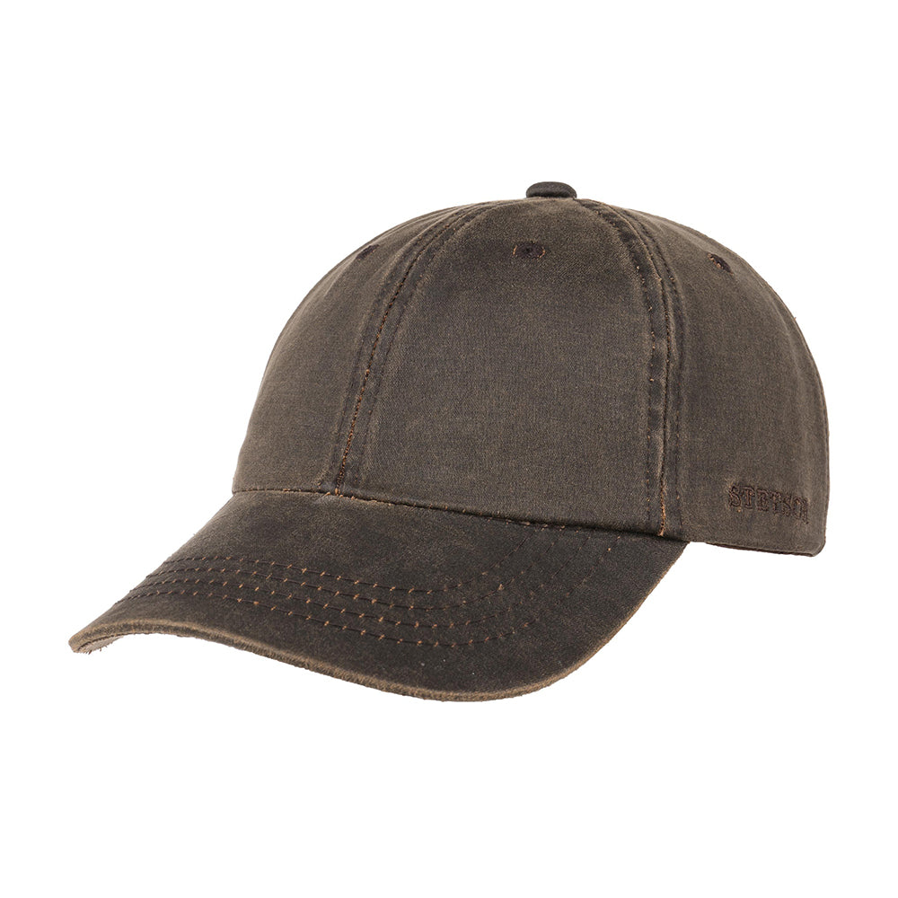 Stetson Statesboro Old Justerbar Adjustable Brown Brun