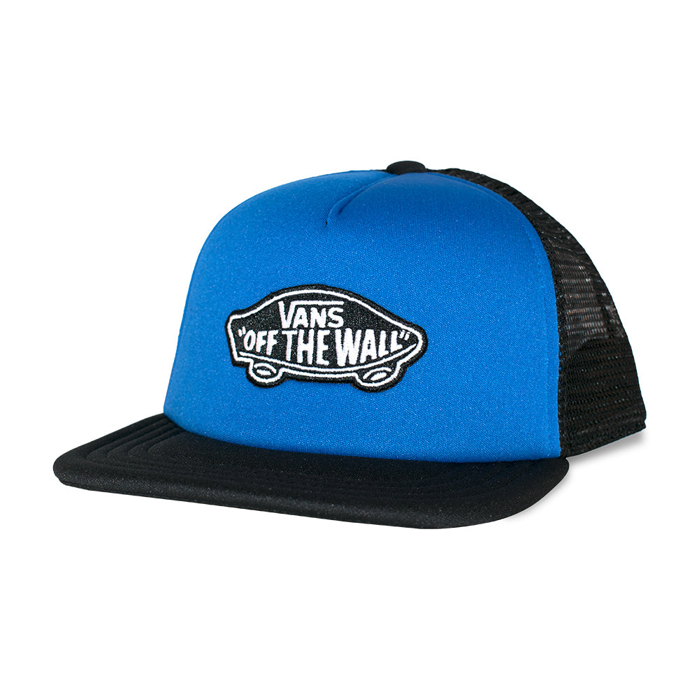 Vans By Classic Patch Tru Royal Blue Trucker
