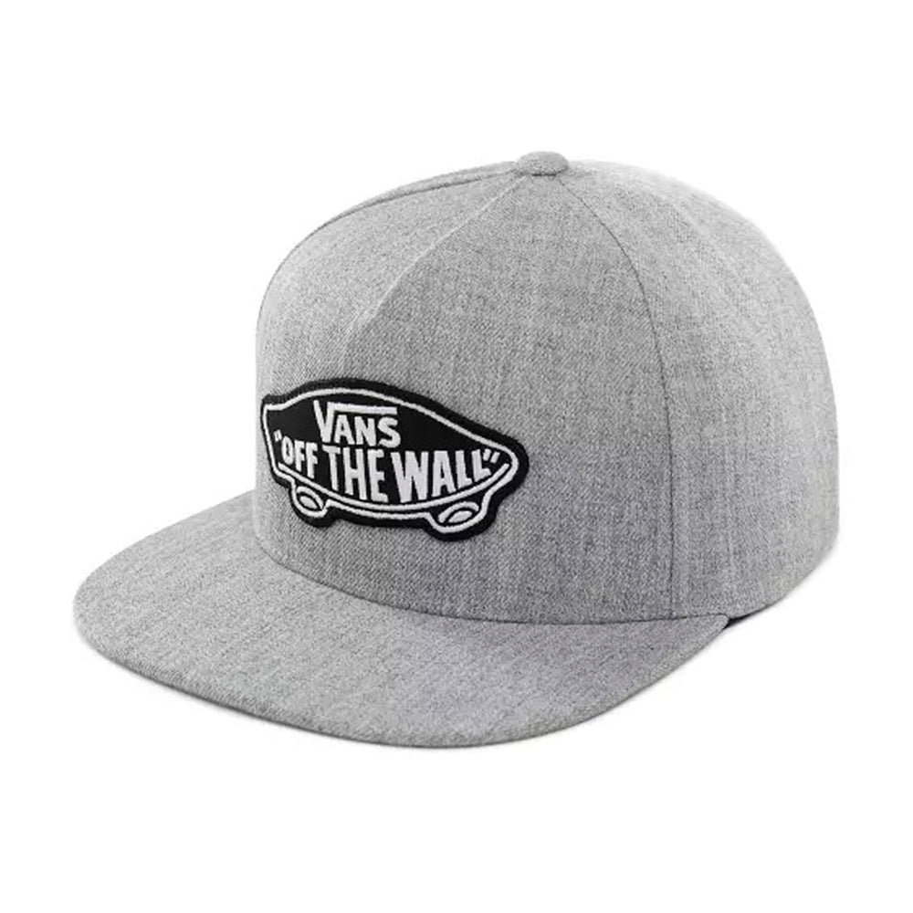 Vans MN Classic Patch Snapback Heather Grey Grå