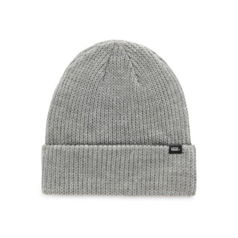 Vans Beanie MN Core Basics Heather Grey grå fold hue
