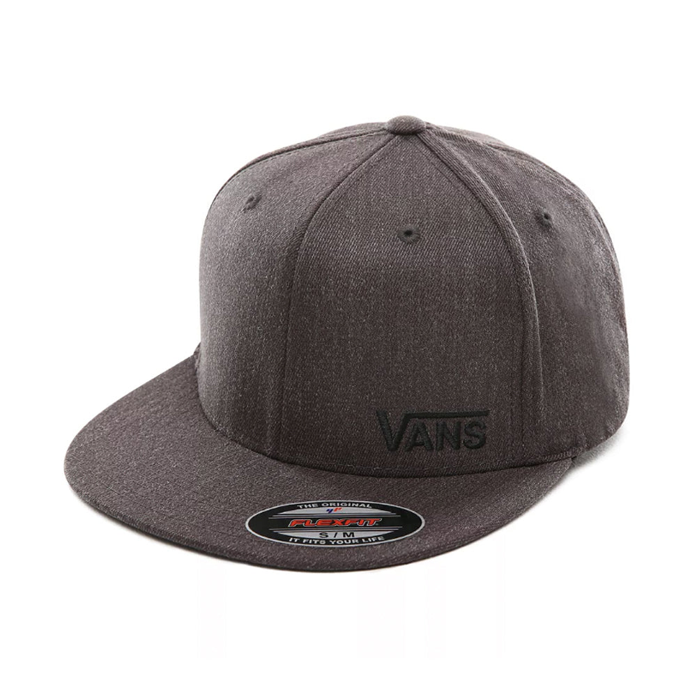Vans Splitz Flexfit Charcoal Heather Grey Grå VN000CFKCHH