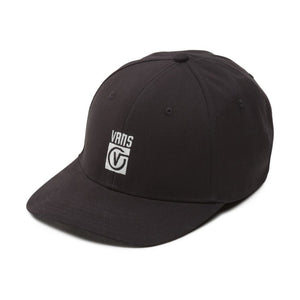 Vans Worldwide Snapback Black Sort