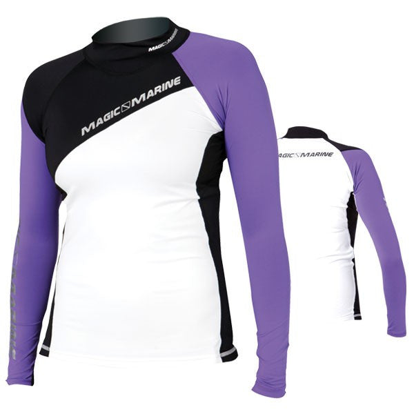 Energy Rash Vest L/S Women