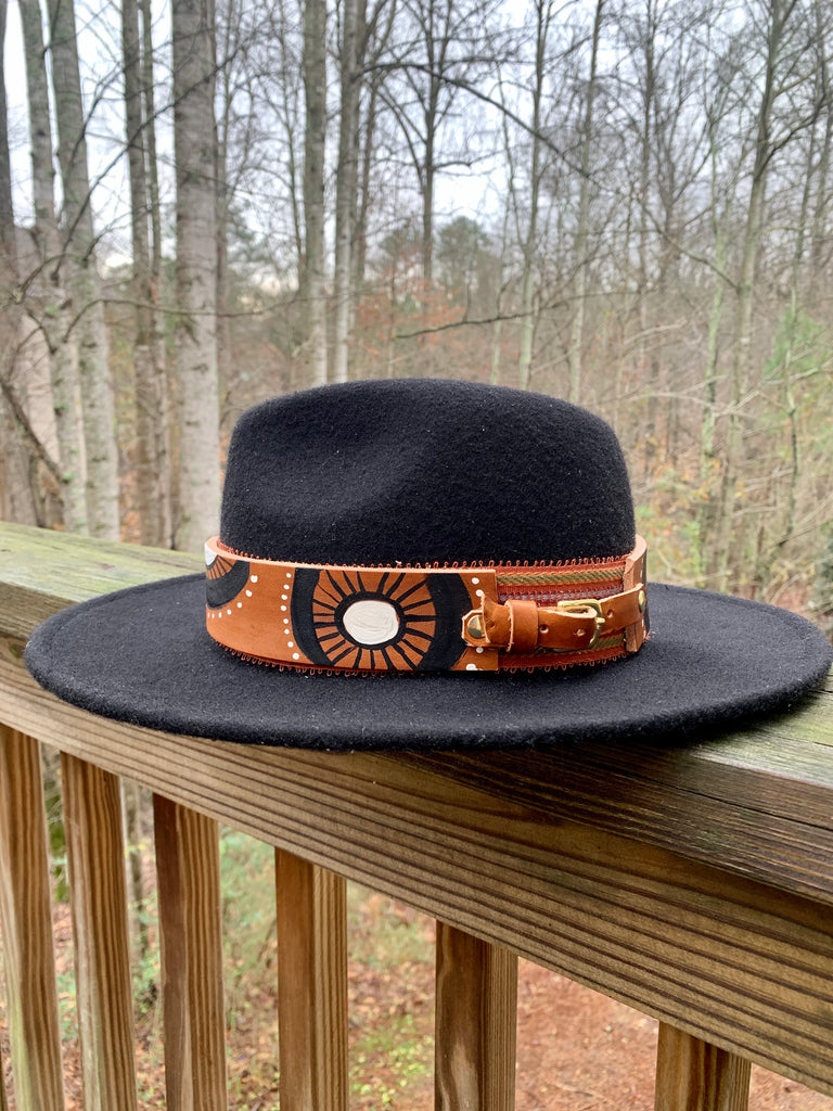TRIBAL HAT BAND