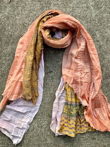 SET OF 3 BOHO SCARVES