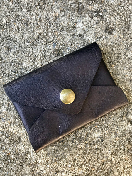 PAYTON LEATHER CARD HOLDER