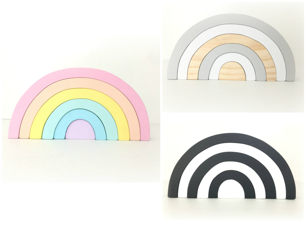 PRESALE - Stacking Rainbow