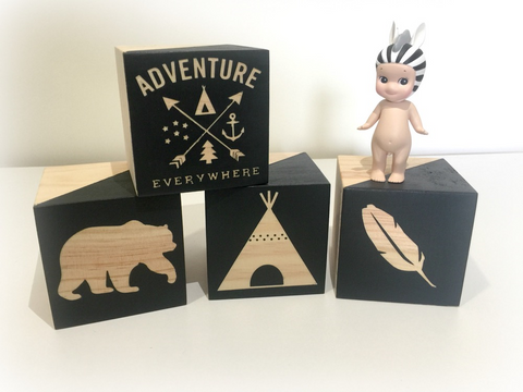 Adventure Block Set