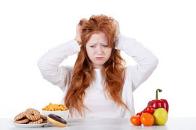 Stress + Food = Less Stress?