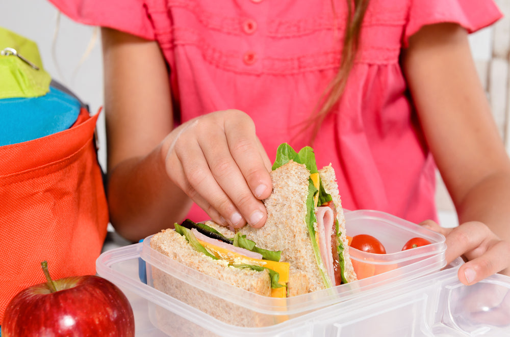 5 Tips for Making Healthy Packed Lunches your Child will Eat