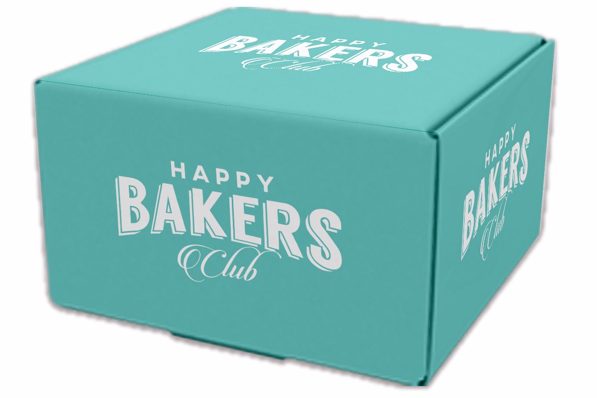 Happy Bakers Club - 12 Month Subscription