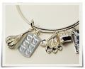 Mixed Baking Charms Bracelet