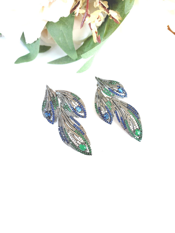 Europe Crystal Earrings