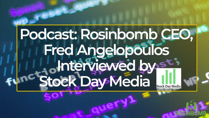 Podcast: Rosinbomb / Maverick Technology Solutions Interviewed by Stock Day Media