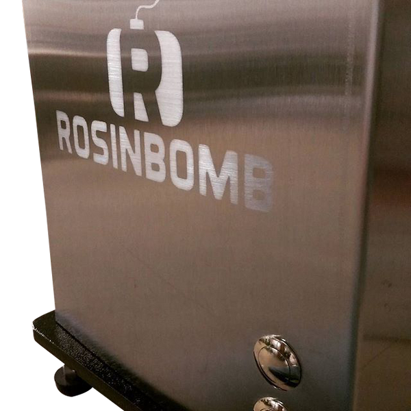 ROSINBOMB M-50 for your commercial business for batch processing.  Provides over 5,000 pounds of force for the best yield.