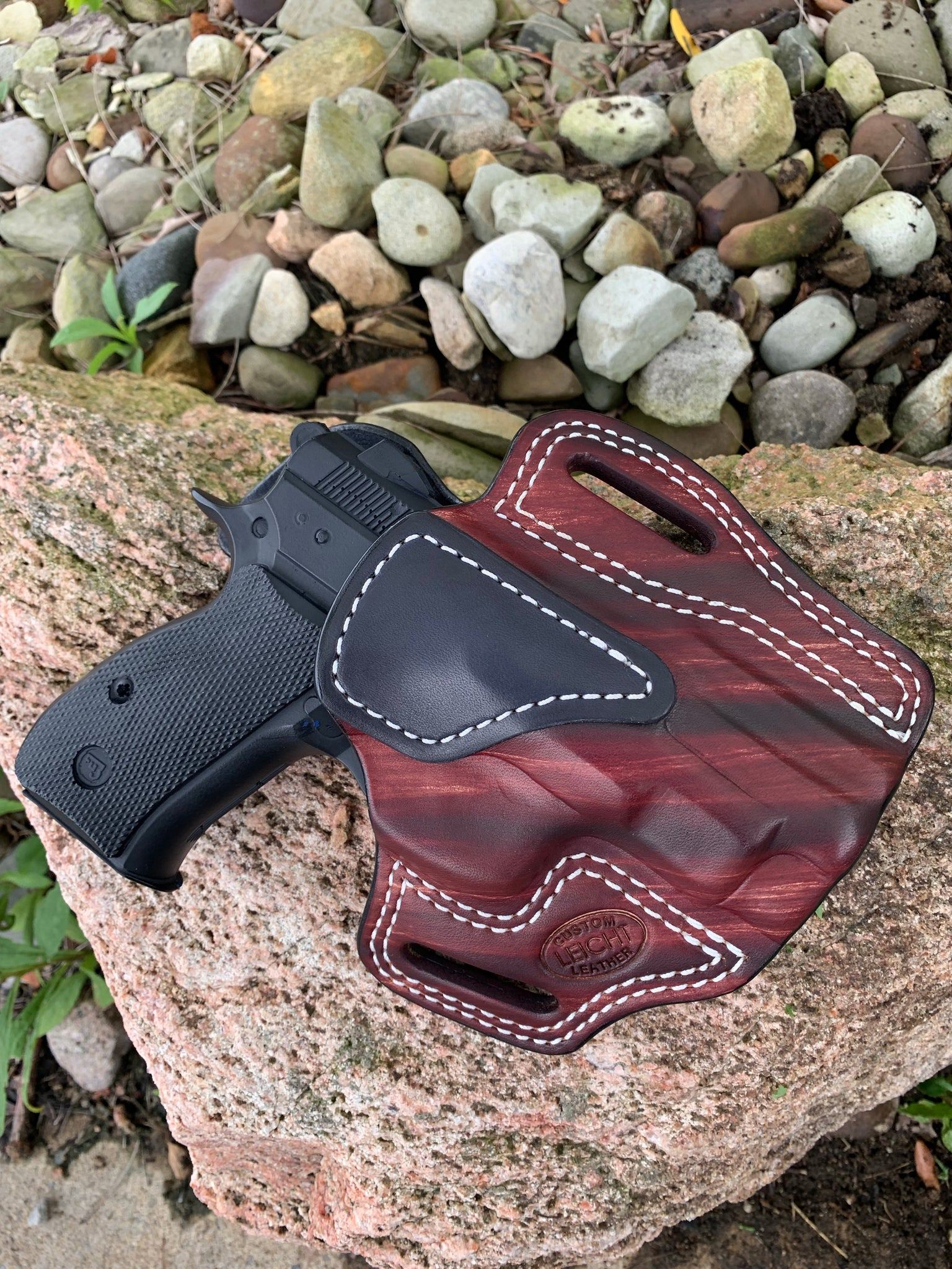 CZ 75 D PCR COMPACT OWB HOLSTER